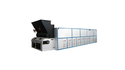 Hot Gas Generator