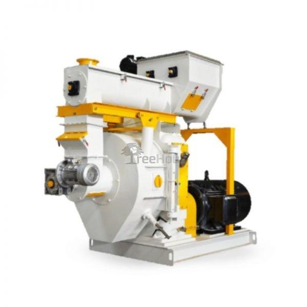 horizontal-pellet-mill